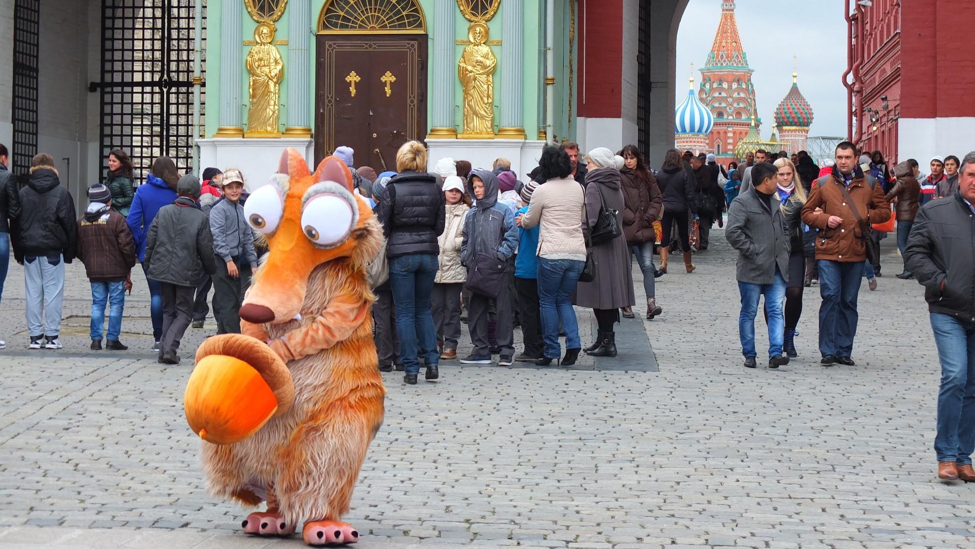 Moskau, staatliches historisches Museum, Dominik Sommerer, Dominiks Welt