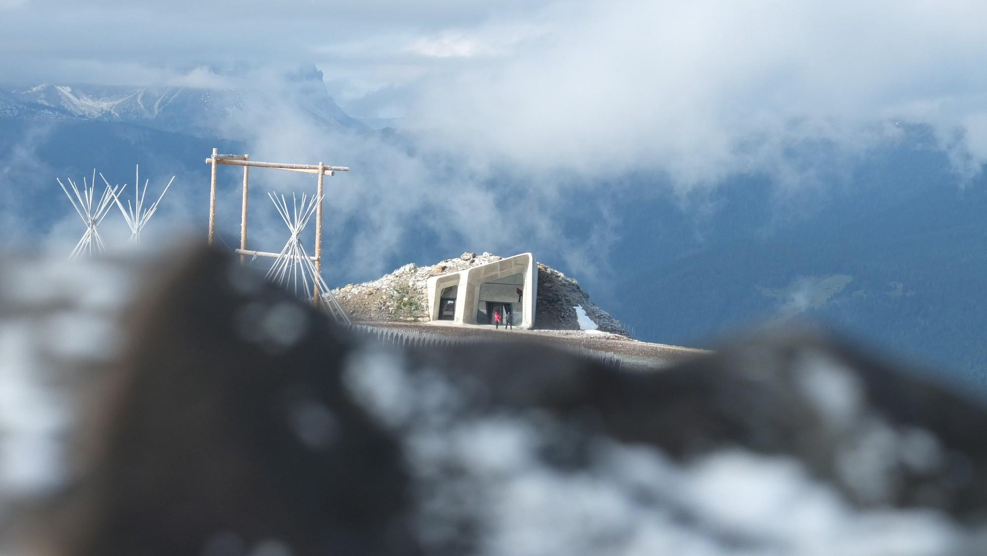 Messner Mountain Museum MMM Corones , Dominiks Welt, Dominik Sommerer
