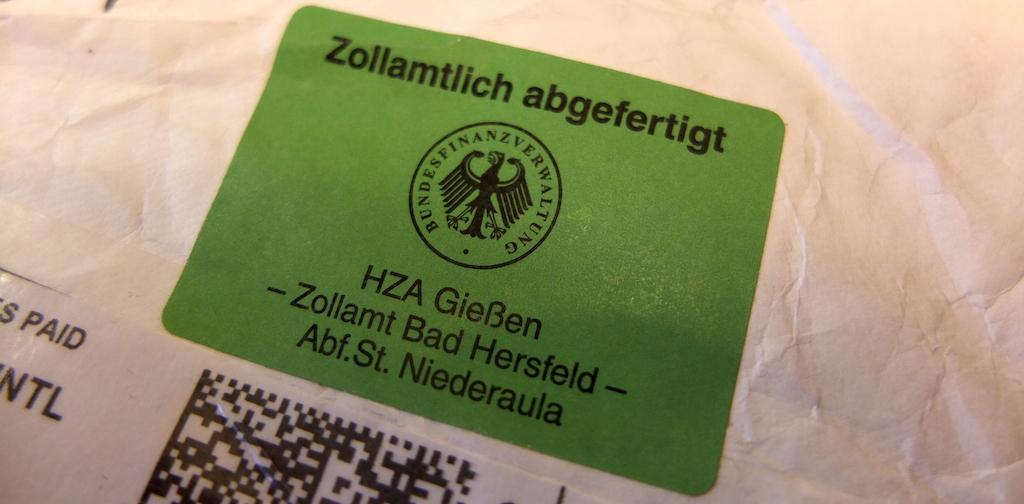 Zoll-Rückerstattung Erstattung Einfuhrumsatzsteuer Zollgebühren Dominik Sommerer Dominiks Welt