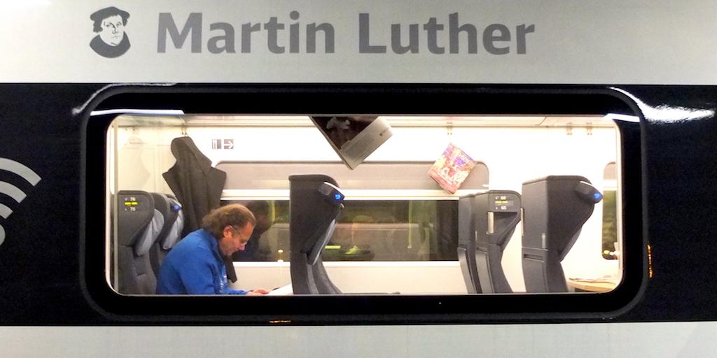 ICE 4, Martin Luther, Dominik Sommerer