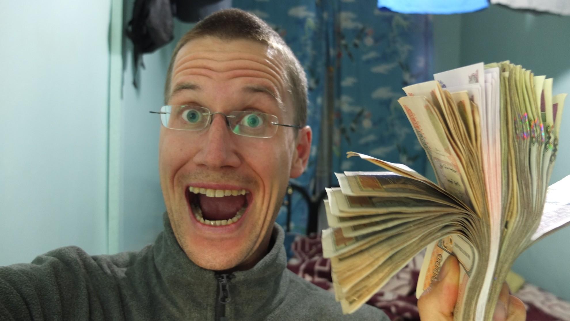 Millionär in der Mongolei, Dominik Sommerer, Dominiks Welt