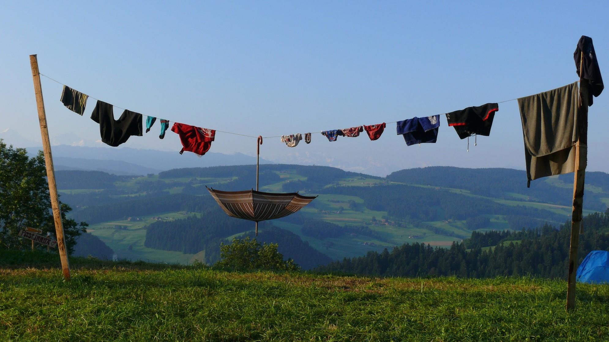 Weltreise mit Handgepäck, Dominik Sommerer, Dominiks Welt